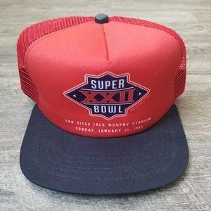 1988 superbowl (Redskins win) NFL snapback